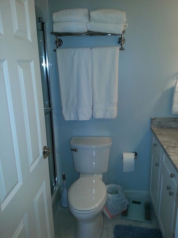 Towel Rack Above Toilet - Lovequilts