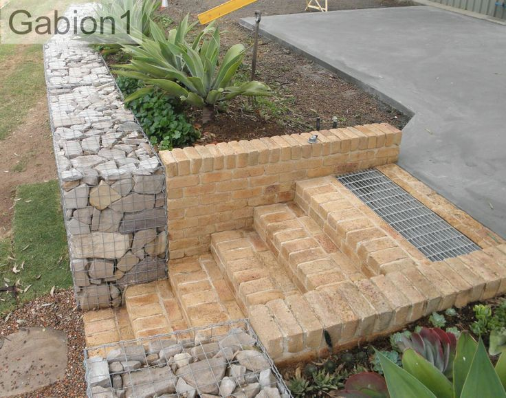 Pin by Gabion 1 on Gabion Ideas Pinterest