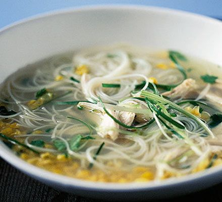 asian soups and noodles | Asian-style chicken noodle soup recipe ...