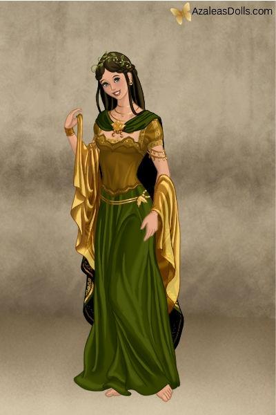 Dress-Up - Disney Princess