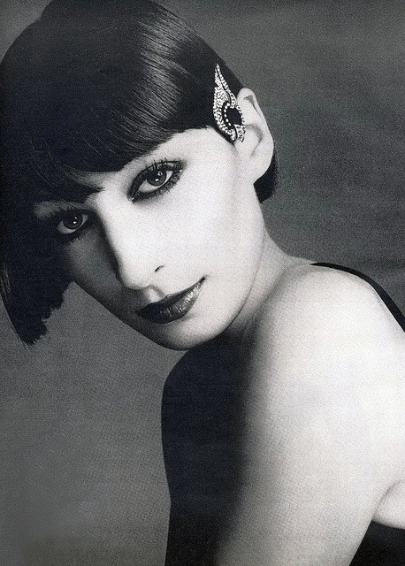 Angelica Houston by Richard Avedon