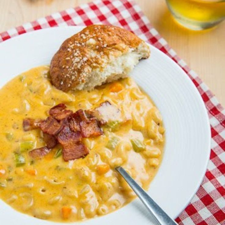 Beer Mac n Cheese Soup | Soups, Salads, Sandwiches, and Stews | Pinte ...