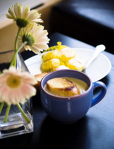 James Beard's Garlic Soup | Cheeky Chilli