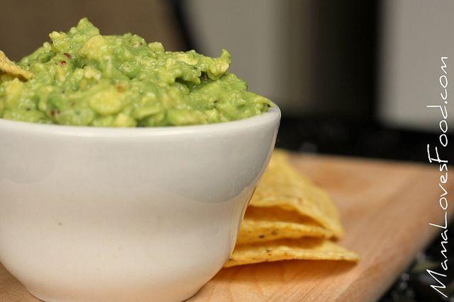 easy guacamole   Food   Pinterest