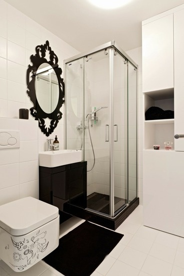 Kako urediti malu kupaonicu?  INterijeri  Pinterest