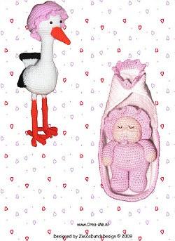 Free Bird Crochet Patterns on Pinterest | 23 Pins
