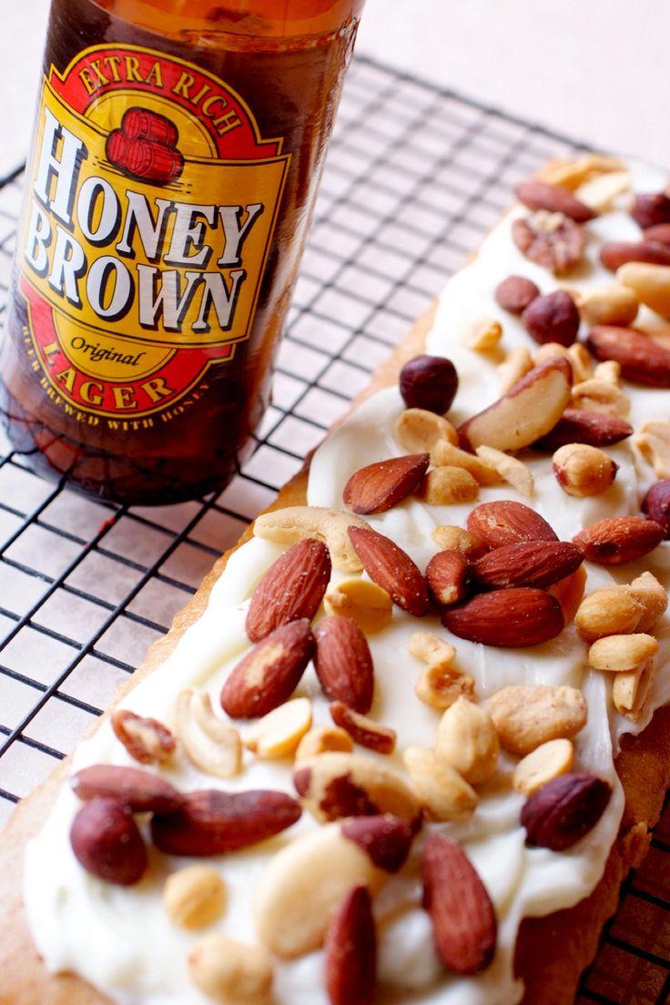 Honey Beer Cake | Fernandos b'day | Pinterest