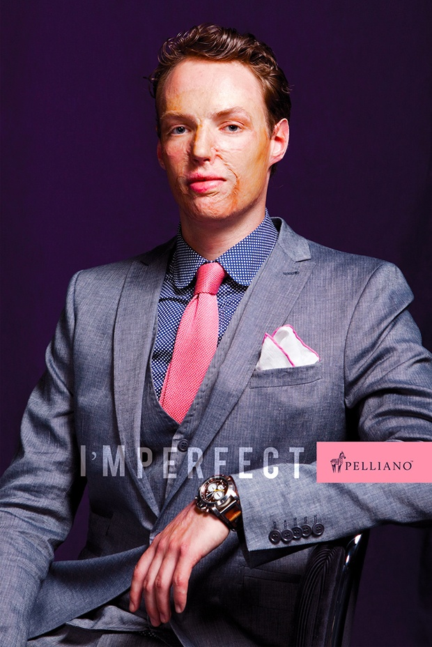 I'm perfect or Imperfect? Fantastic marketing campaign by Dutch fashion brand
