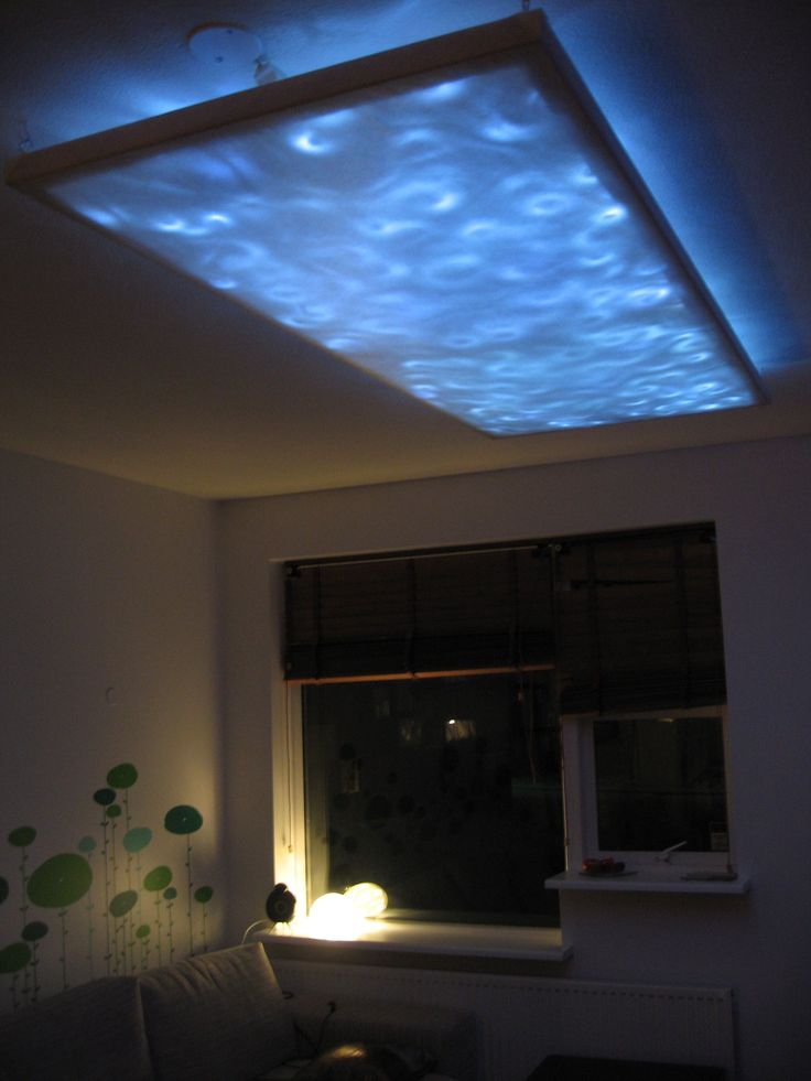 Awesome Ambient Overhead Lighting Looks Like It Would Work Great As A Night Light In A Kid 39 S Room