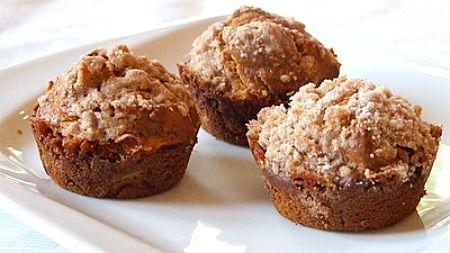 Pumpkin- Apple Streusel Muffins | Recipe