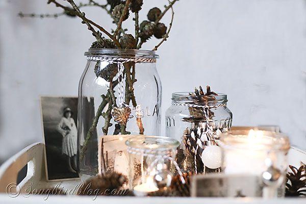 Natural decorations s e a s o n a l pinterest