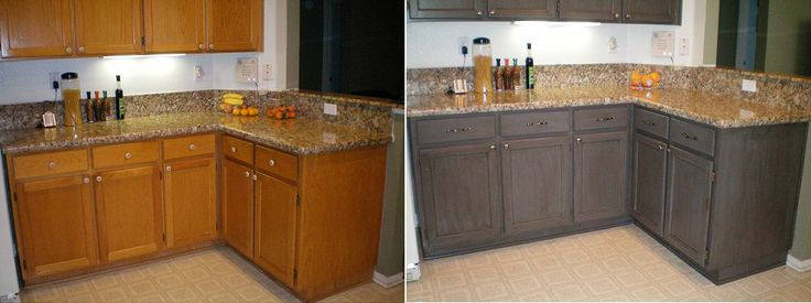 Rust oleum cabinet refinishing  Mountain House  Pinterest