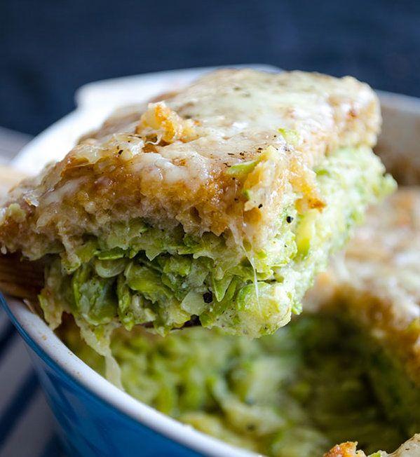 Zucchini Casserole! Amazing casserole that even Zucchini HATERS will ...