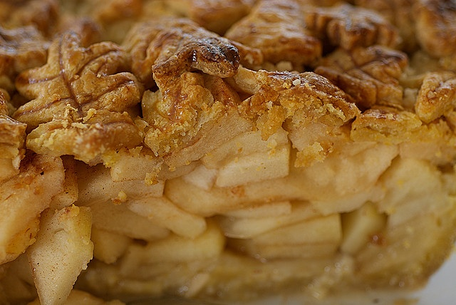 Classic Apple Pie by bakeorbreak, via Flickr