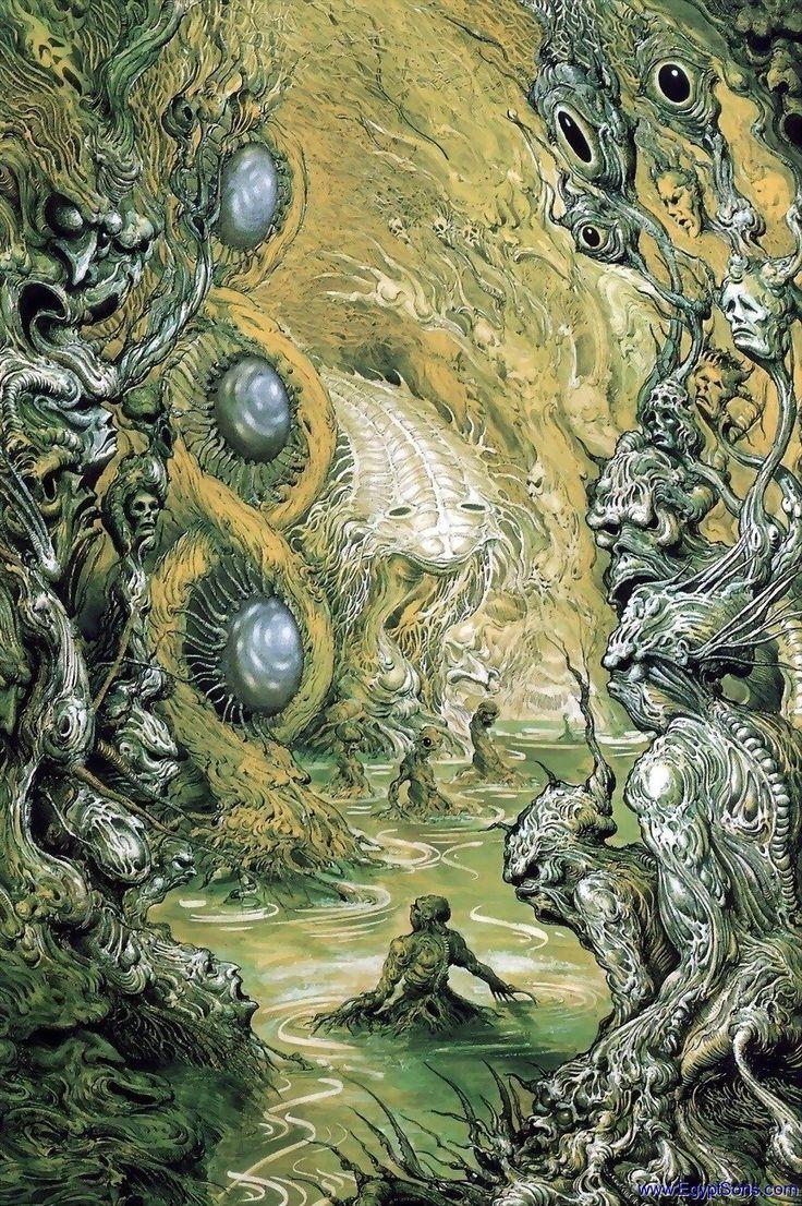 Swamp Thing | Swamp Thing | Pinterest