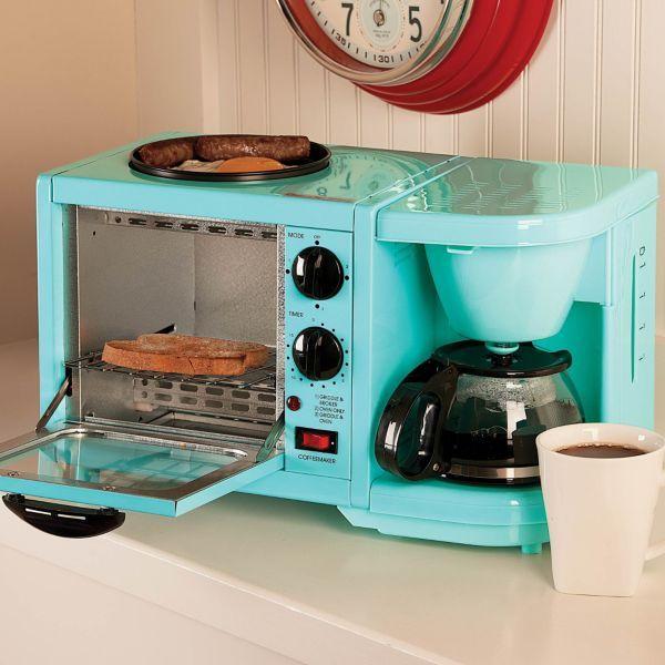 3 in 1 breakfast center casa pinterest - Rv kitchen appliances ...