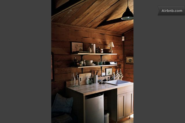 Charming Silverlake Echopark Cabin