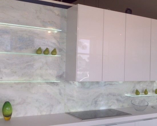 bianco carrara backsplash for the home pinterest