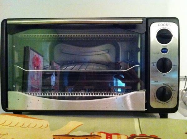 Countertop Convection Oven Food Network : Oven Toaster: Toaster Oven No Temperature Control