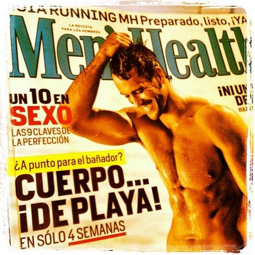 Das mit der Strandfigur in nur 4 Wochen kam mir gleich Spanisch vor...
