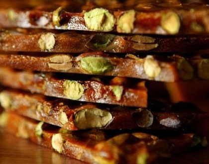 Pistachio brittle | Candy Candy Candy Candy | Pinterest