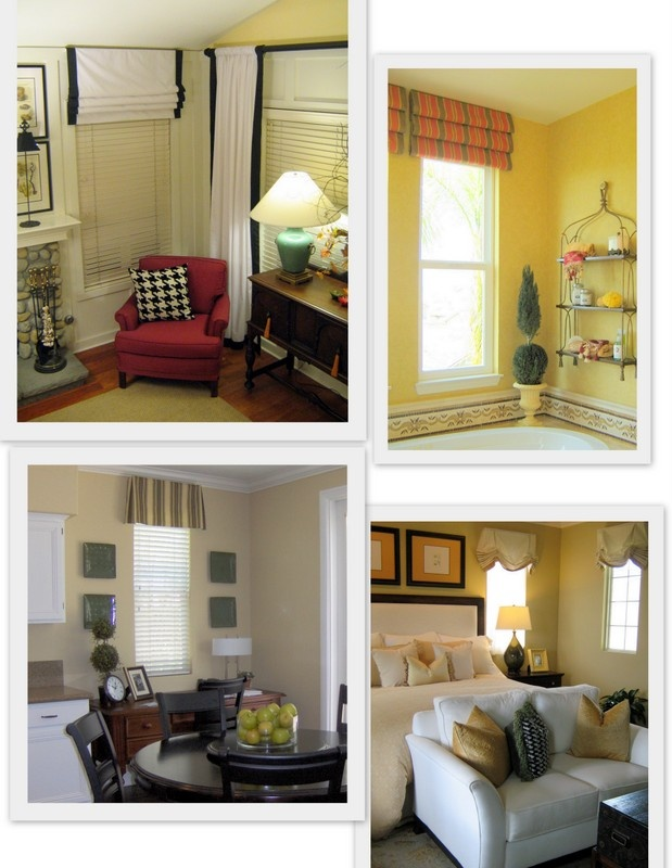 window treatments for small windows 2017 grasscloth. Black Bedroom Furniture Sets. Home Design Ideas