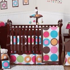 Deco dot modern baby girls grandbabies godchild pinterest - Deco babybed ...