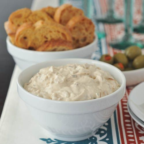 Caramelized Shallot Dip (Vegan). I would substitute the oil for tofu ...