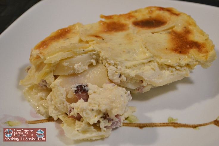 Simple Potato Gratin | Food from home | Pinterest
