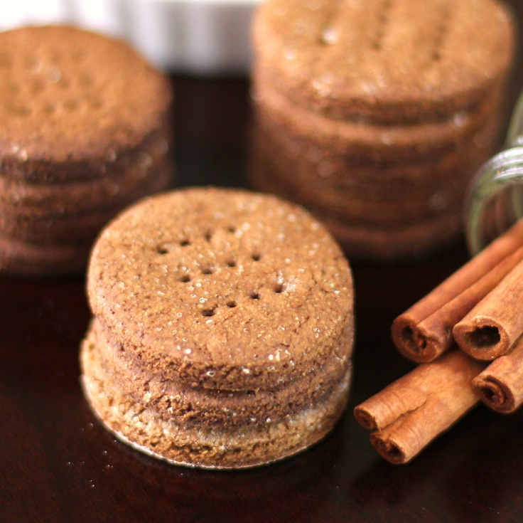 Healthy, gluten-free Graham Crackers made low fat and low sugar!