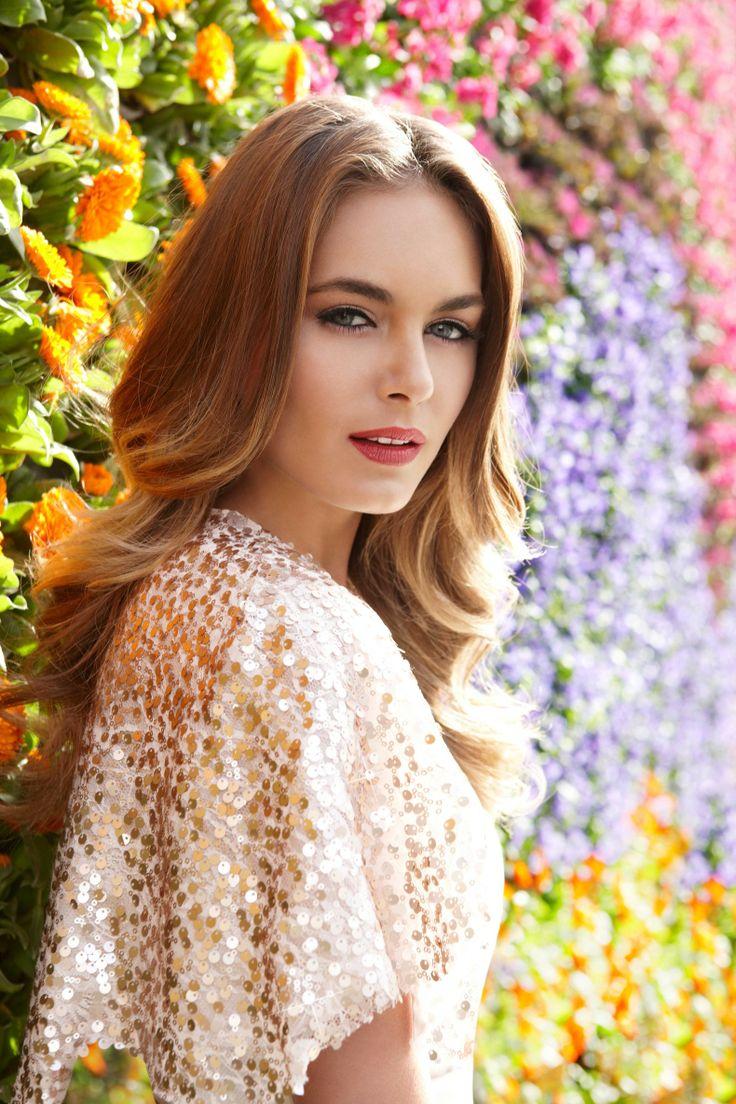 Wedding GUEST hair and makeup Summer 2014 Pinterest