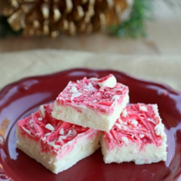 Vanilla Peppermint Fudge and other last minute treats... | The Girl ...