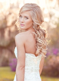Boston wedding hair | Boston bridal hair | Hair | Pinterest