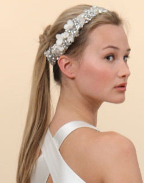 Wedding Hairstyles For Long Hair Uptowngirl Fashion Magazine : Modern ...