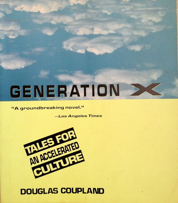 generation x douglas coupland essay