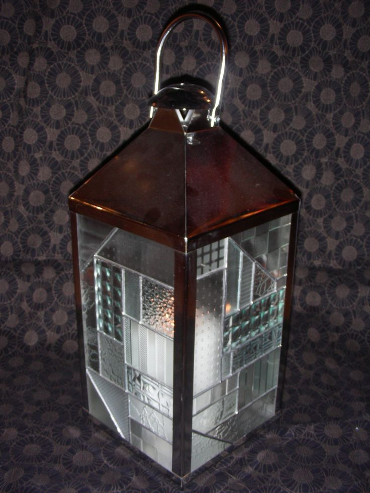 Art Deco Lantern Art Home Decor Pinterest