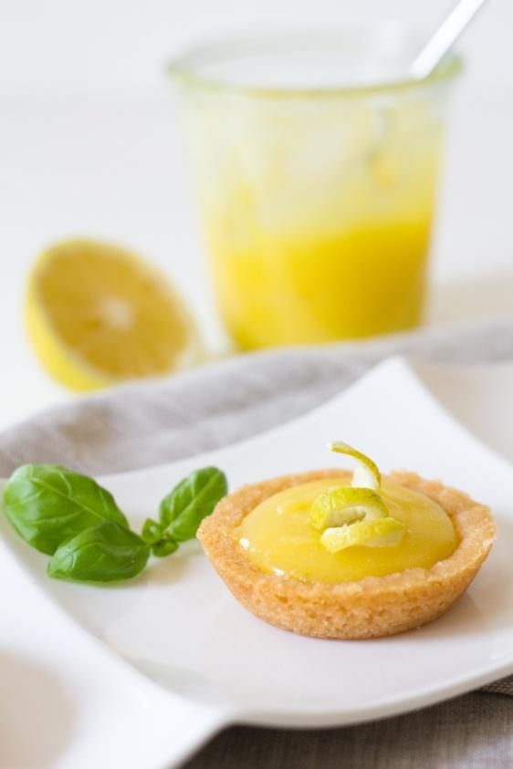 Lemon Curd Tarts | Fig & Honey | Sweet Somethings | Pinterest