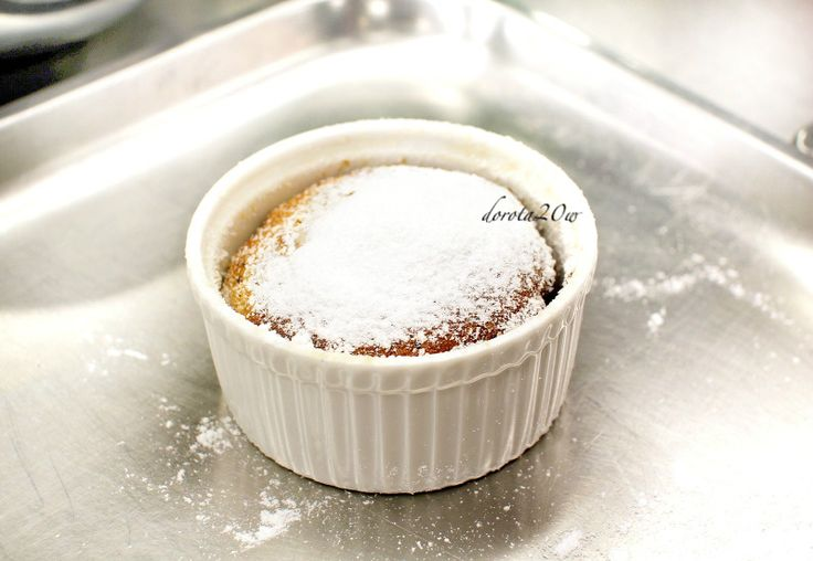Banana souffle with chocolate chips | Custards, puddings, mousses | P ...