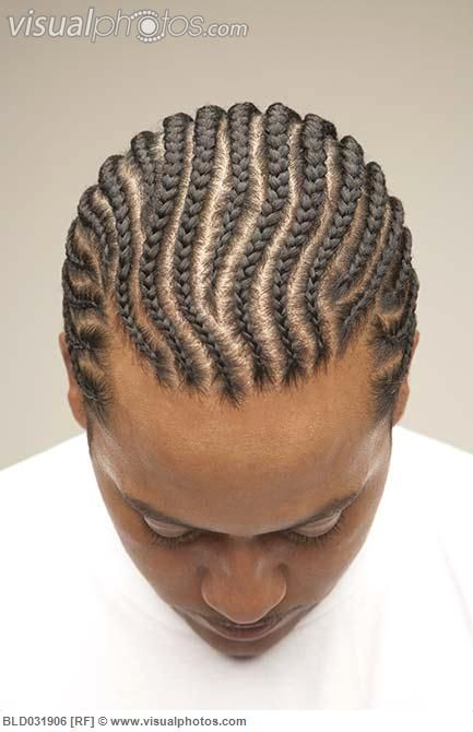 cornrows ponytail hairstyles : RE: Cornrows and braids for mens hair