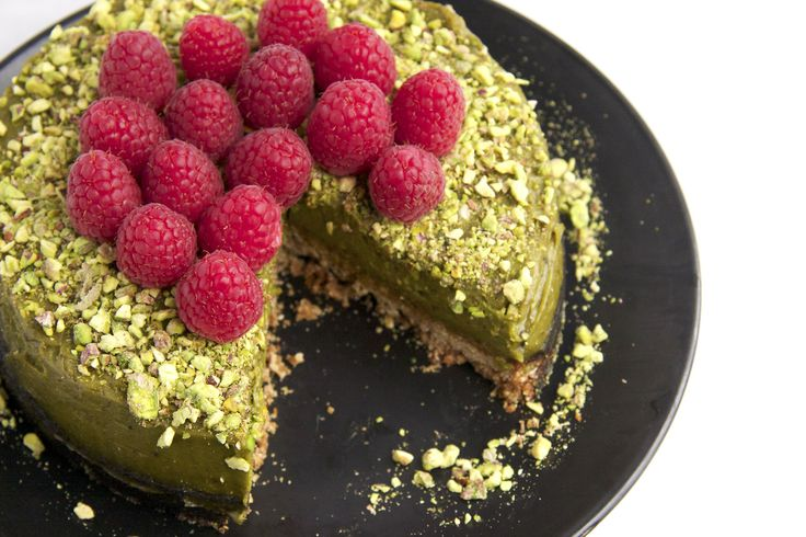 Granola Crusted Pistachio Cheesecake For the granola crust - 1.5 cup ...