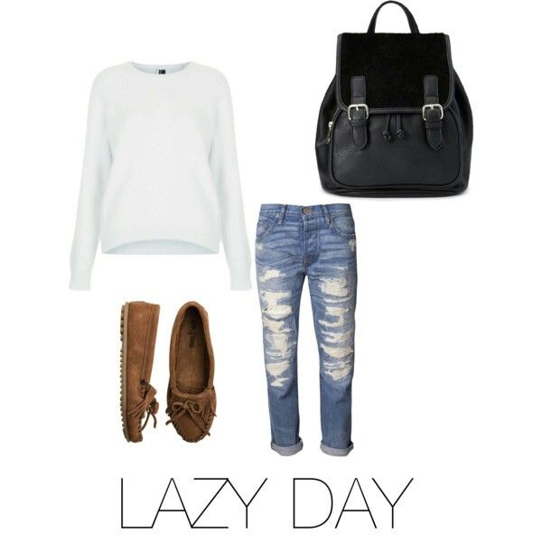Lazy Day Outfits | Car Interior Design