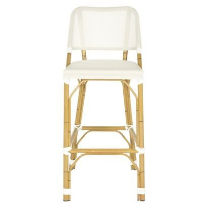 Valence Wicker Patio Barstool