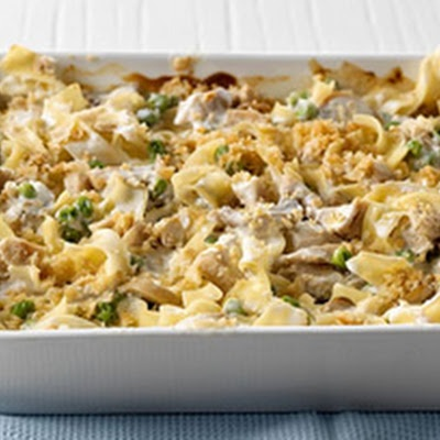 Creamy Tuna Noodle Casserole | Recipes to try | Pinterest