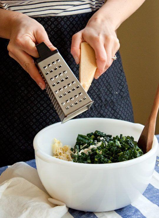 Artichoke, Kale & Ricotta Pie | Recipe
