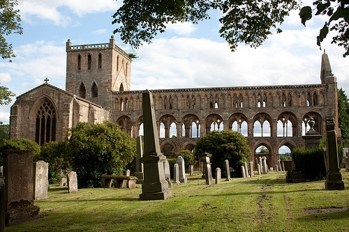 Jedburgh United Kingdom  city pictures gallery : Jedburgh Abbey, UK | United Kingdom | Pinterest