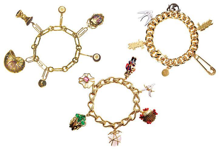 Charm bracelets 224 la seven sisters