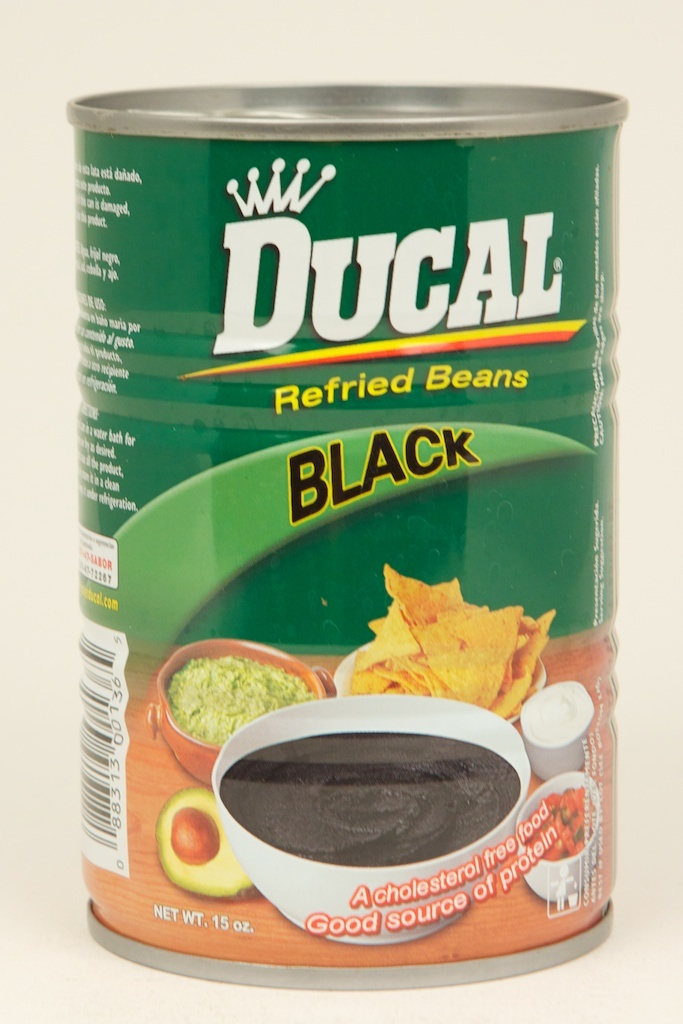 Ducal Refried Black Beans | Authentic Mexican Products | Pinterest
