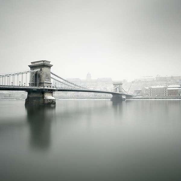 Akos Major 'Cityscapes' photo series. Beautiful.