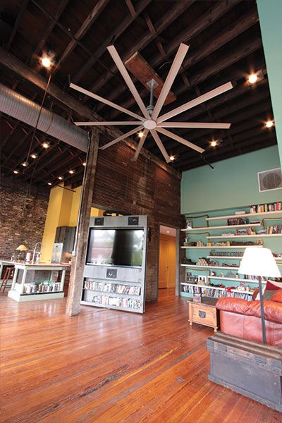 From a 1914 furniture store to a downtown residence birmingham al
