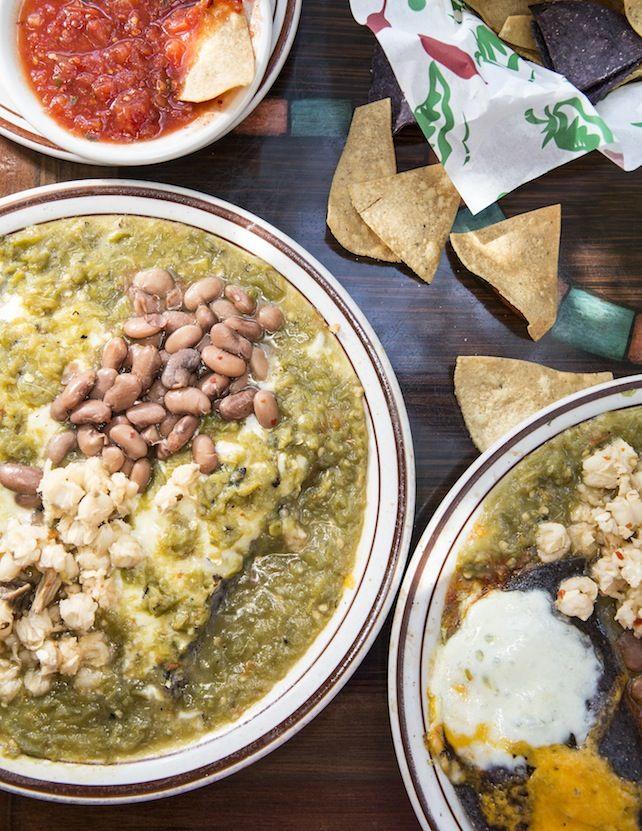 green chile enchiladas | To eat & savor | Pinterest